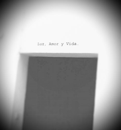 Lito Xatzi - 'Luz, Amor y Vida' - 3º Premio