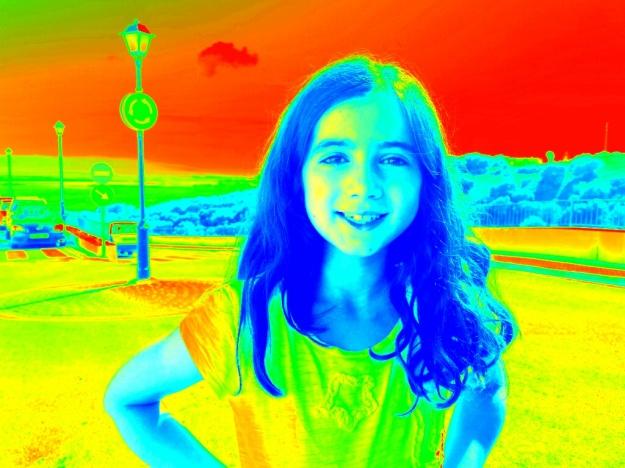 Maria Stuart (9 años) - 'Mi amiga Lucia' - 2º Premio