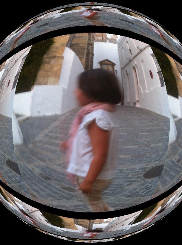 Rocio Benitez -  3º Abstracto