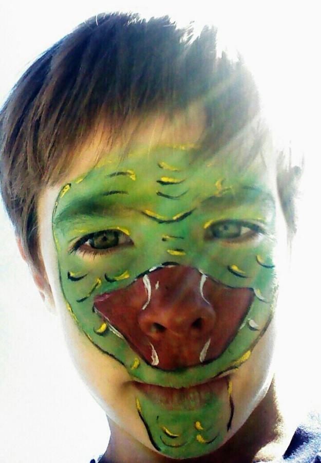 Tennette Ludlow - 'Cara verde' - 3º Premio